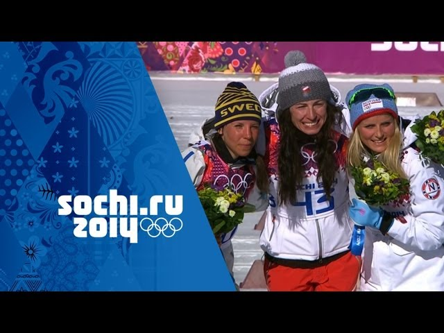Cross-Country Skiing - Ladies' 10km Classic - Kowalczyk Wins Gold | Sochi 2014 Winter Olympics