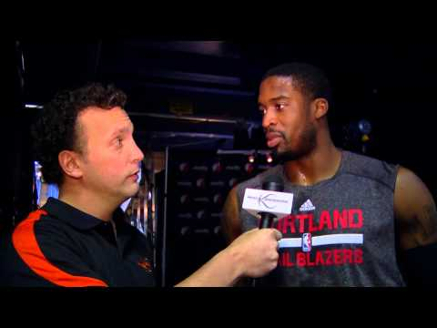Trail Blazers Guard Wes Matthews Tells Us His Shooting Secrets
