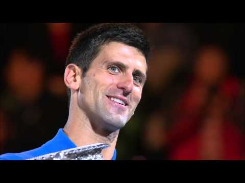 Novak Djokovic winners speech - Australian Open 2015