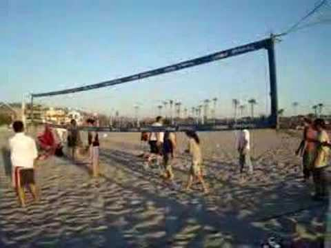 Mission Beach Volleyball 4/12/08