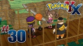 Let's Play Pokemon: X Part 30 Snowbelle City