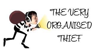 The Very Organized Thief CHRISTMAS EDITION!