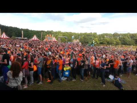 Down The Rabbit Hole - Public Viewing: Nederland vs Mexico - 29.06.2014