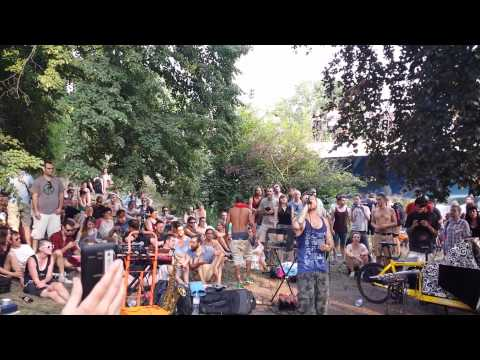 2014-07-20 Dub FX- society gates @ Nordhafen Berlin Part 3