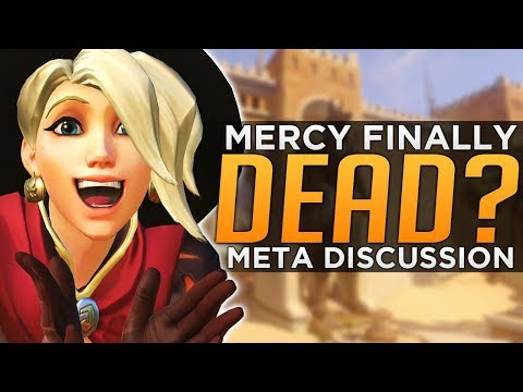 Overwatch: Is Mercy Finally DEAD? - Meta Discussion