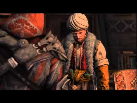 Assassins Creed Revelations Playthrough w/ Scott #6: The Nice Black Market Merchant