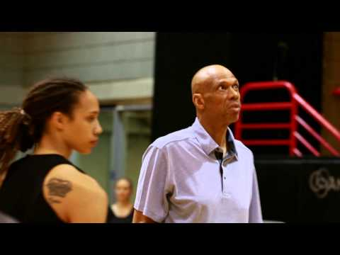 Master Class: Kareem Abdul-Jabbar with Brittney Griner