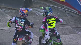 Supercross 450 Main Event Foxborough Round 15