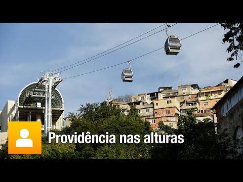 Providência nas alturas | Cidade Olímpica