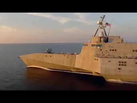 Siêu hạm USS Independence Mỹ có thể xuất hiện ở Biển Đông