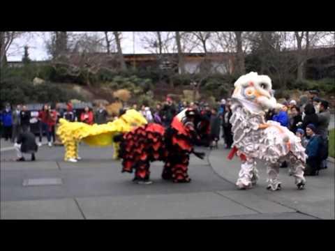 Tet in Seattle - Mua Lan Part 1