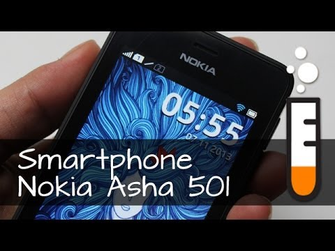 Nokia Asha 501 Smartphone - Resenha Brasil
