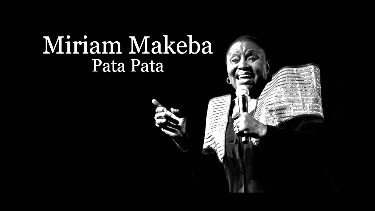 miriam makeba pata pata live the of 1987