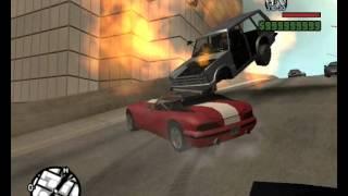 GTA San Andreas Najlepszy Kod Na świecie