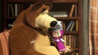 Máša a medveď #15