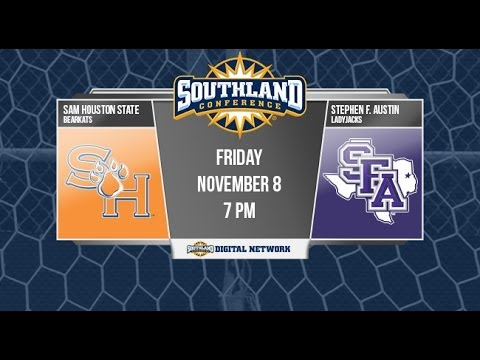 Women's Soccer: Stephen F. Austin vs. Sam Houston State (SLC Match 4)