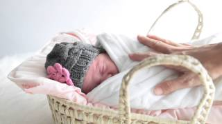 Ropa Para Bebés Recién Nacidos. Gorros De Ganchillo, De