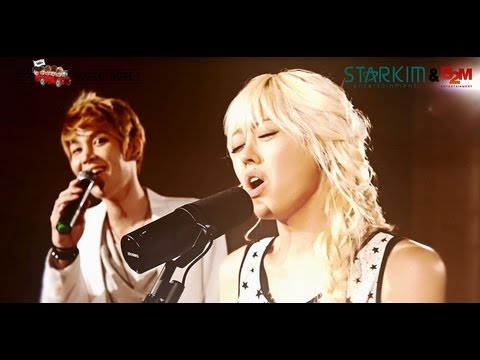 Kim BoA(김보아 by SPICA) & Led Apple(레드애플) Just give me a reason