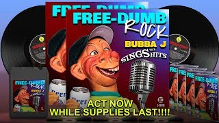 FREE-DUMB ROCK: Bubba J Sings Despacito and Pop Hits! TV Commercial |JEFF DUNHAM