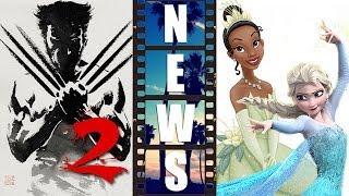 The Wolverine 2, Disney's Elsa From Frozen Vs Princess