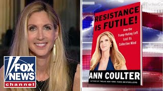 Ann Coulter: Left hate deplorables, think Trump is 'icky'