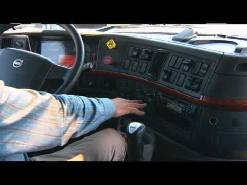 Volvo Vnl 670 Cab Interior Features 3 Of 3 Youtube