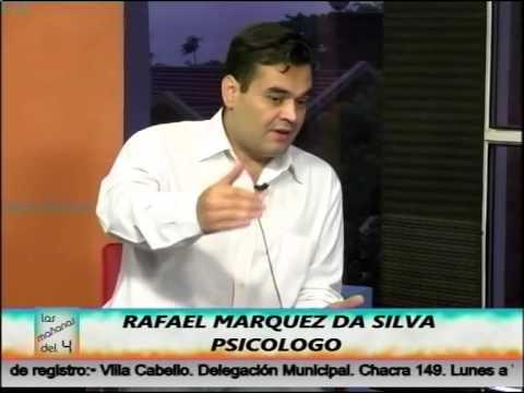 RAFAEL MARQUEZ DA SILVA, PSICOLOGO CLINICO.
