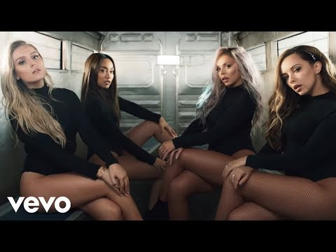 Little Mix ft. Nicki Minaj - Woman Like Me