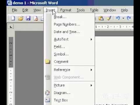 how to add footnotes in word youtube