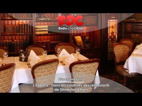 Dans les coulisses des restaurants de Disneyland Paris - L'Express
