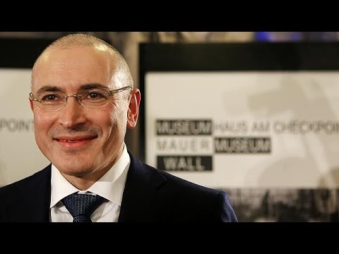 Freed ex-tycoon Khodorkovsky: Power struggle not for me