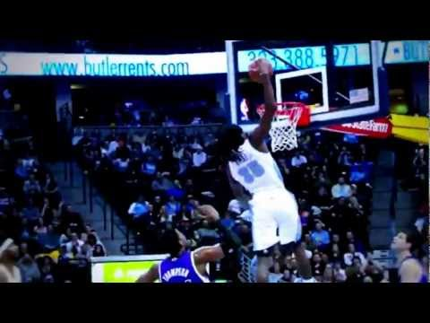 NBA Top 10 Dunks of 2011-2012
