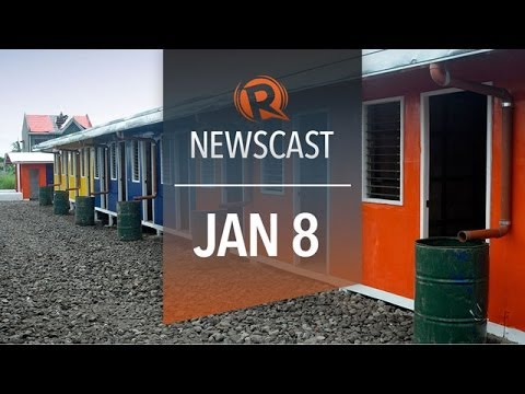 Hình ảnh trong video Rappler Newscast: DPWH didn't know shelter