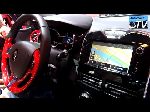 2013 renault clio 4 dynamic tce 90 in detail 1080p full hd youtube. Black Bedroom Furniture Sets. Home Design Ideas