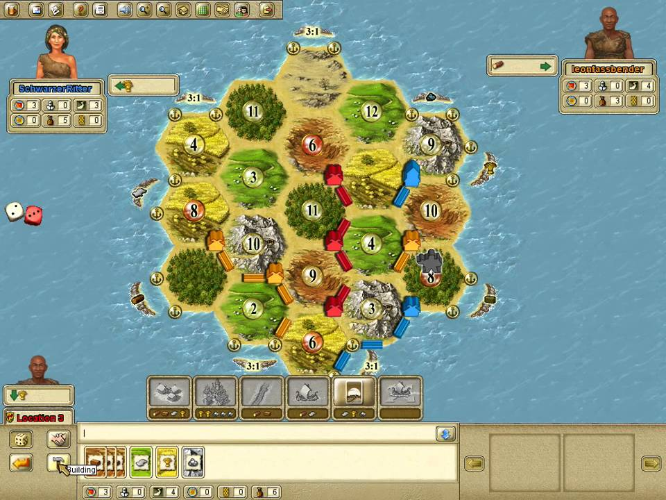 how to play settlers of catan by yourself