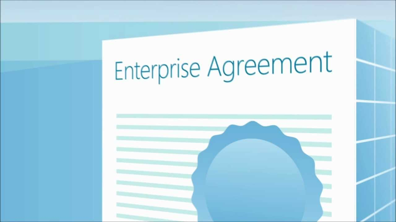 Microsoft Enterprise Agreement Features Introduction