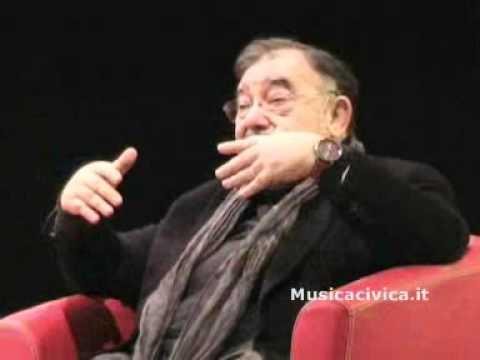 Edoardo Boncinelli  sul cervello Lucera 6 marzo 2011