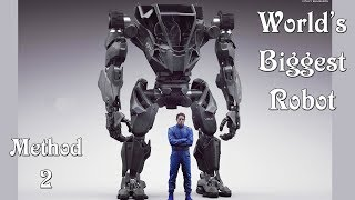 Meet Method-2, The Biggest Robot In The World || The Korean megabot straight out of sci-fi..