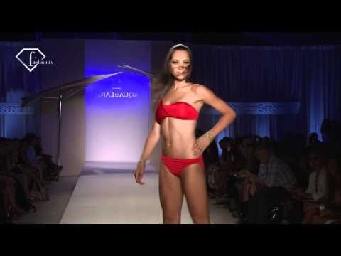 fashiontv | FTV.com - Aqua di Lara part 1 Spring Summer 2011 Miami Swim Fashion We