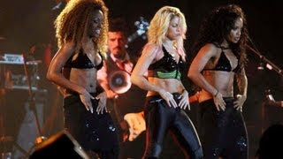 Shakira - Rock In Rio 2011 [Full Show]