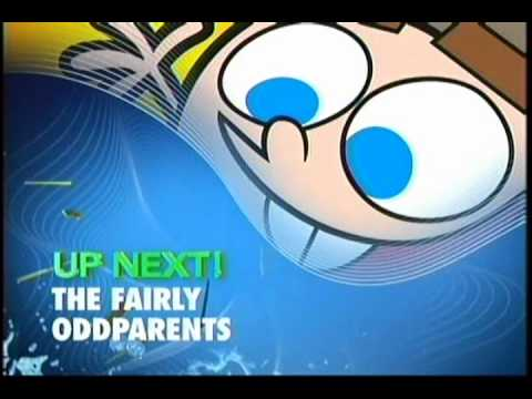 Nicktoons   (U.S.) - Up Next! The Fairly OddParents Bumper     (2012)