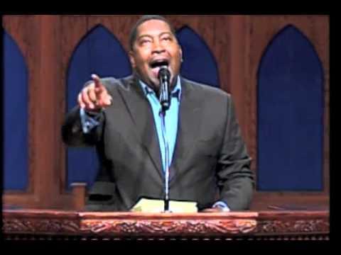 Pastor E. Dewey Smith Jr. Singing.....He's Sweet I know!
