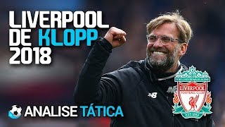 O Liverpool de Klopp ★ Análise Tática de Futebol