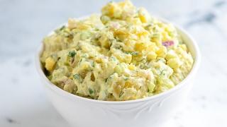 How To Make Potato Salad Potato Salad Recipe