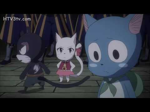 HTV3 Lồng Tiếng - Hội Pháp Sư Fairy Tail Tập 177