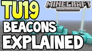 Minecraft (Xbox 360/PS3) TU19 UPDATE! BEACONS