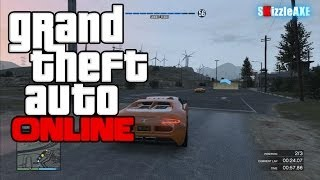 GTA 5 Online: How To MAX Health Stat GTA Online Health