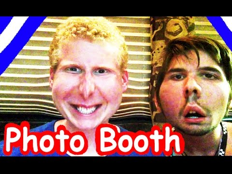 THE PHOTOBOOTH *CHALLENGE* Featuring BryanStars & CYR