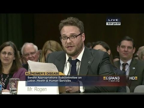 Seth Rogen's Emotional Appeal Over Alzheimer's