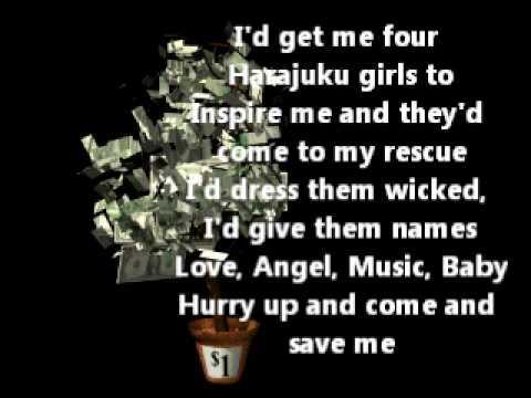 rich girl gwen stefani lyrics übersetzung